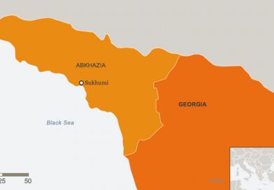 Pro-Russian trend in Abkhazia
