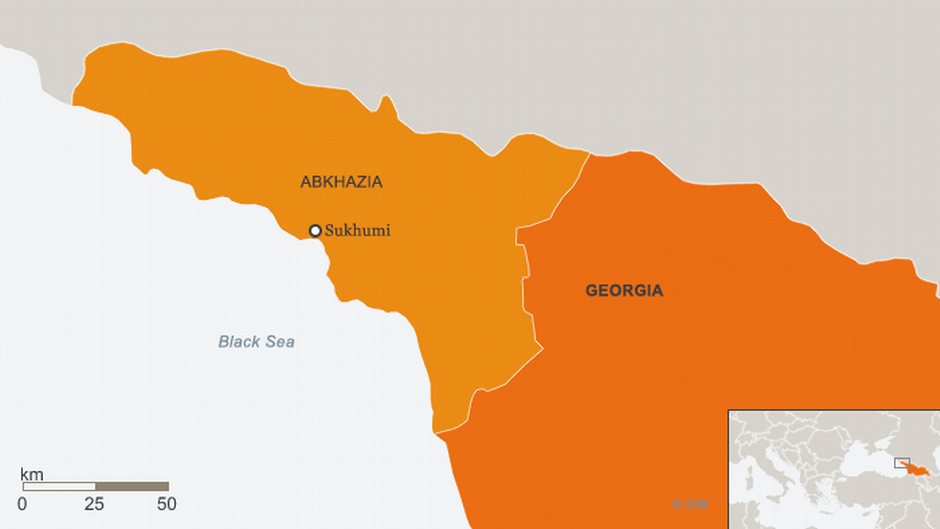 Pro-Russian trend in Abkhazia - Caucasus Times on