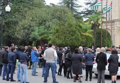 ЦИК Абхазии признал за Омаром Джинджолия победу на выборах