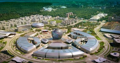 EXPO 2017 in Kazakhstan draws some 30,000 visitors daily