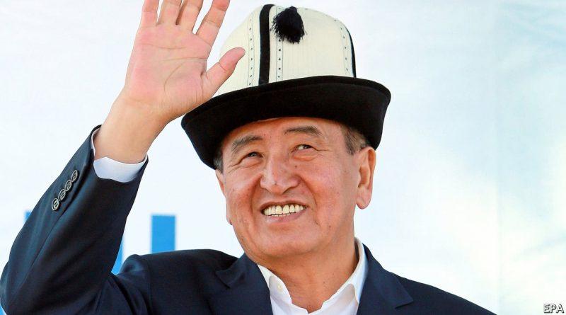 Kyrgyzstan elections, the strongman has spoken