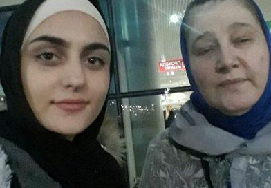 Чеченку, задержанную в Домодедово, впустили в Россию