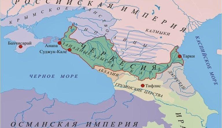 Спорная территория ингушетии