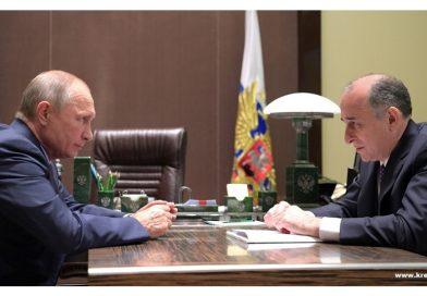 Опрос: меньше всех Владимиру Путину доверяют жители Кабардино-Балкарии