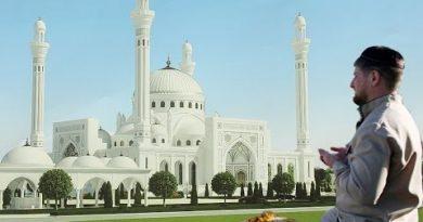 Кадыров и его храмы