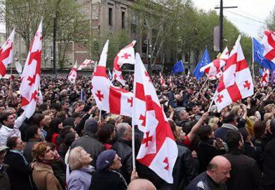 Грузия: там, где начинается революция