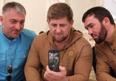 Кадыров: отнятое право первой новости