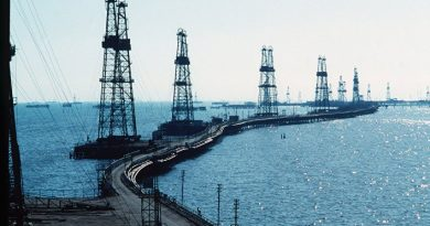 Каспий: Конвенция на пятерку