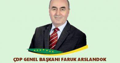 Фарук Шеуджен: «Черкесы должны стать политической силой»