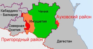 Кавказ готовят к укрупнению?