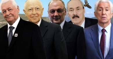 Калейдоскоп дагестанских руководителей