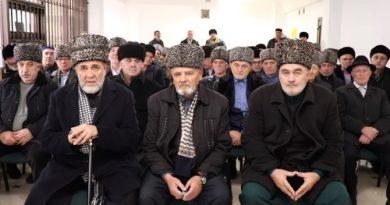 Сорвано заседание совета тейпов Ингушетии о границе с Чечней